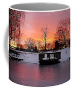 Frozen Sunrise Coffee Mug