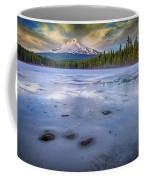 Frozen Trillium Coffee Mug