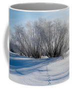 Frozen Views 4 Coffee Mug