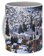 Frozen Village V2 Coffee Mug