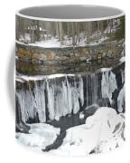 Frozen Waterfall Coffee Mug