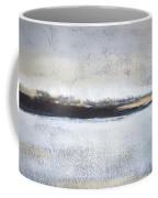 Frozen Winter Lake Coffee Mug