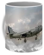 Frs1 Sea Harrier On Vertical Approach Coffee Mug