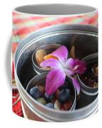 Fruit And Flowers Coffee Mug