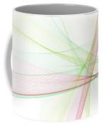 Fruit Computer Graphic Line Pattern Coffee Mug