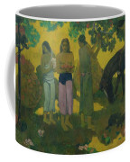 Fruit Gathering Coffee Mug