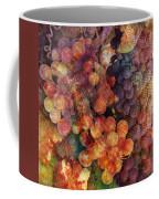 Fruit Of The Vine Coffee Mug by Barbara Berney
