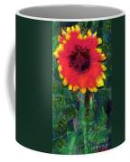 Fruit Salad Flower Coffee Mug