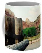 Fruita Farm Fence Coffee Mug