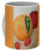 Fruits Of All Seasons Coffee Mug
