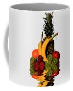 Fruity Reflections - Light Coffee Mug