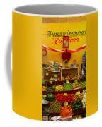 Frutas Y Verduras Coffee Mug