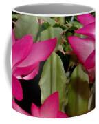 Fuchsia Christmas Cactus Coffee Mug