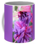 Fuchsia Drama Coffee Mug