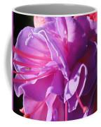 Fuchsia Frills Coffee Mug