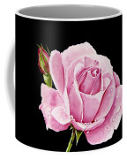 Fuchsia Rose Coffee Mug