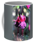 Fuchsias Indian Maid Coffee Mug