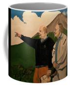 Fuego Maya Coffee Mug