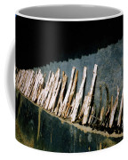 Fuel Wood Coffee Mug