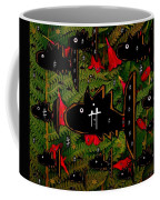 Fugi Sashi In The Deep Sea Of Japan Coffee Mug