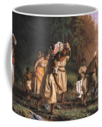 Fugitive Slaves, 1867 Coffee Mug by Granger