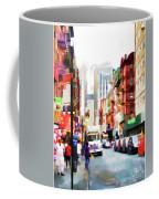 Fujianese Neighborhood Coffee Mug