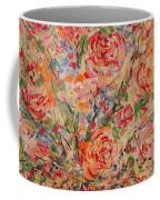 Full Bouquet. Coffee Mug