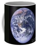 Full Earth Coffee Mug by Stocktrek Images