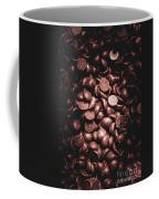 Full Frame Background Of Chocolate Chips Coffee Mug