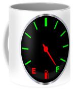 Full Fuel Gauge Coffee Mug