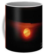 Full Harvest Moon Coffee Mug by Rockin Docks Deluxephotos