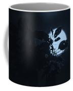 Full Moon And Tree Coffee Mug