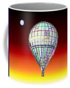 Full Moon Balloon Coffee Mug