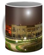 Full Moon Over Springs 10 Coffee Mug