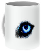 Full Moon Reflection Coffee Mug