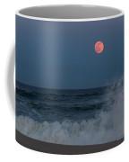 Full Moon Splash Seaside Nj Coffee Mug