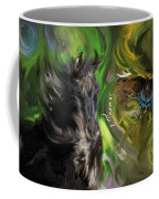 Full Moon Totems Coffee Mug
