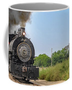 Full Steam To Nowhere Coffee Mug