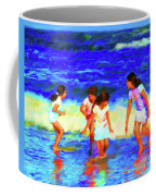 Fun At The Beach Coffee Mug