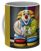 Fun House Clown Point Pleasant Nj Boardwalk Coffee Mug