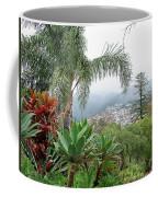 Funchal Maderia Coffee Mug