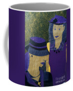 Funeral Masks Coffee Mug