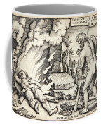 Funeral Of Hercules Coffee Mug