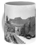 Funeral Procession In Bethlehem During 1934 Coffee Mug