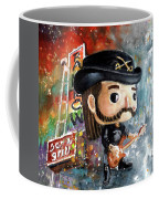 Funko Lemmy Kilminster Out To Lunch Coffee Mug