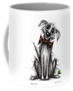 Funky Dog Coffee Mug