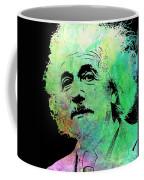 Funky Einstein  Coffee Mug