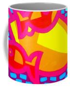Funky Fish Coffee Mug