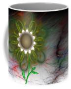 Funky Floral Coffee Mug