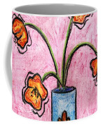 Funky Flowers Coffee Mug